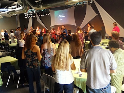 OASIS Worship Service on October 7, 2012