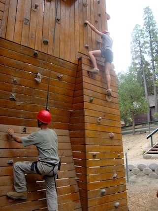 OASIS Youth Retreat at Thousand Pines Camp September 2012